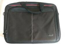 New Targus Classic Slim Laptop Bag for 16-Inch Laptops, Black (TCT027US-90)