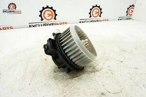 2010-2012 Lincoln MKZ OEM Heater AC Blower Motor Climate Fan 1026