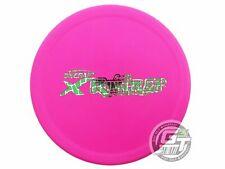 New Discraft Elite X Ringer Gt 173-174g Pink Reptile Foil Putter Golf Disc