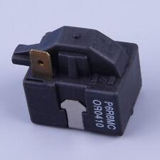 Left Plug Start Relay Fit for LG Electronics P6R8MC Refrigerator Compressor