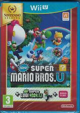 New Super Mario Bros. U + New Super Luigi U   deutsch   Nintendo Wii U   neu