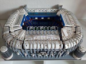 Klemmbausteine MOC K86101 Creator Series Santiago Bernabeu Stadium Modell