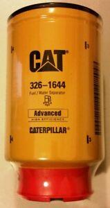 Genuine CAT 326-1644 Fuel Water Separator Advanced High Efficiency