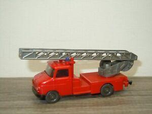 Opel Blitz Feuerwehr - Wiking Germany 1:87 *52675