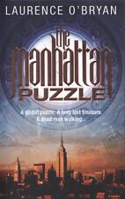 The Manhattan Puzzle by O'Bryan, Laurence