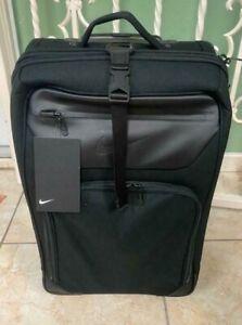 Nike Golf Departure Roller Expandable Travel Bag BA5926-010 Black $240 MSRP RARE