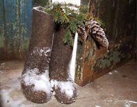 Stivali in feltro, RUSSO tradizionale inverno stivali, stivali di feltro...