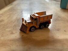 Micro Machines Neige Charrue Camion Benne Construction Camion