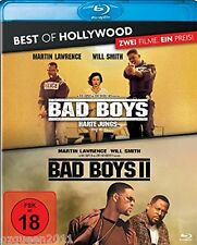 Bad Boys - Harte Jungs/Bad Boys 2[2 Movie Collector's Pack-Blu-ray]* NEU & OVP *