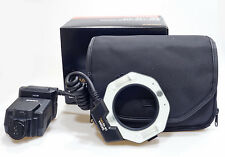 Sigma EM-140 DG Makro/Ringblitz Ni-iTTL **DEMO*HANDLER*SOFORT**Nikon Kameras