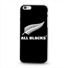 All Black NZ Rugby for iPhone 6/6S Small 4.7 inch case cover plastic + screen