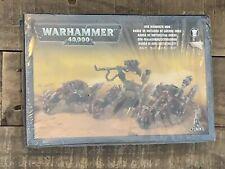 Warhammer Ork Warbiker