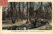 CPA PARIS 16e-Bois de Boulogne en Automne-Chute de la Marc aux Biches (325170)