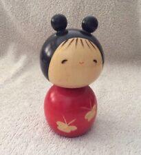 Vintage Japanese Kokeshi en bois poupée-Woody Craft, Japon