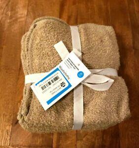 6pk Washcloth Tan - Room Essentials