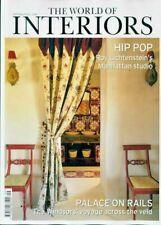The World of Interiors Magazine Issue September 2018