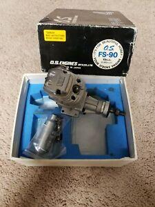 OS Engine - OS FS series - OS FS 90 - Clean in box