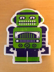 Big Robot Eraser