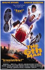 THE SIXTH MAN Movie POSTER 27x40 Kadeem Hardison Marlon Wayans David Paymer