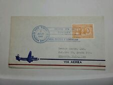 DOMINICAN REPUBLIC 1963 AIR MAIL COVER to USA