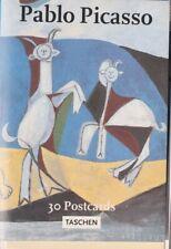 TASCHEN - PABLO PICASSO - 30 POSTCARDS - 16 x 11 cm