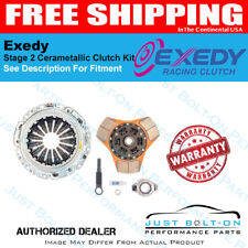 Exedy for 1992-93 Lexus ES300 V6 Stage 2 Cerametallic Clutch Thick Disc 16953A