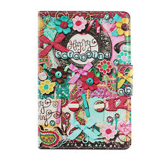 Kolorfish New Designer iHappy Mini Leather Case Cover For iPAD Mini -Multi Color