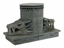 Game of Thrones Dragonstone Gate Dragon Bookends by Dark Horse