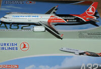 """DRAGON WINGS 1/400 Airbus A321 TURKISH AIRLINES """" EUROLEAGUE """""""
