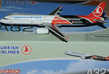 """Dragon Wings 1/400 Airbus a321 Turkish Airlines """"Euroleague"""""""