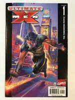 ULTIMATE X-MEN #1 (2001) | 1ST FIRST TEAM APP.; MARVEL GIRL, CYCLOPS, STORM