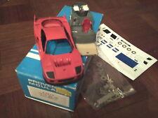 kit prepeint FERRARI  F 40 IMSA GTO 1990     provence moulage no bbr tron amr
