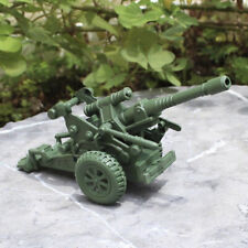 Military Anti Aircraft Gun Cannon Army Soldier Model Kit Men Kids Boys Toy Gift