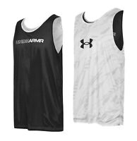 Mens Under Armour Sleeveless Crew Classic Reverse Tank Top Sizes from S to XXL