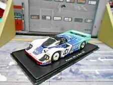 PORSCHE 956 L Le Mans 1984 #47 Obermaier Boss Lässig Fouche Graham Spark 1:43