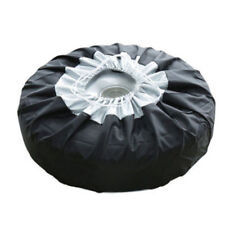 Car / Van Spare Tyre Cover Tire Wheel Bag Storage Carry For Any Wheel Size