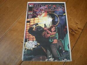 WITCHBLADE #24 (1995 Series) Image Comics 'Z. Wohl, Pearson, Green' VF/NM