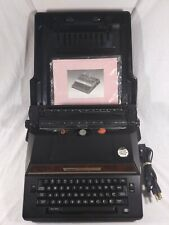 Vintage Brother Correct-O-Ball XL-I Model 7300 Portable Electric Typewriter