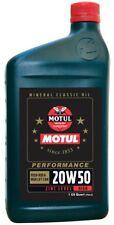 Engine Oil-Classic Performance 20W50 Classic MOTUL 108081