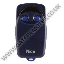 NICE FLO2 CANCELLO & GARAGE PORTA Remote Fob Trasmettitore