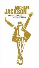 Michael Jackson The Ultimate Collection 5 Disc Boxset Motown King Of Pop