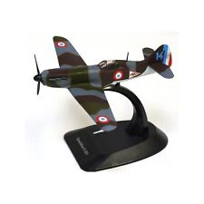 AIRCRAFT DEWOITINE D.520 1:72 - METAL DIECAST FRENCH PLANE COLLECTION 2