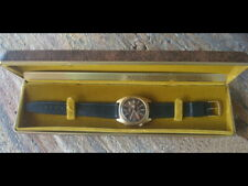 NOS (New Old Stock) Accutron Traveler Watch, 2185 Tuning Fork Mark II Movement