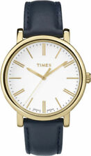 Timex Quartz (Automatic) Brass Strap Wristwatches