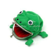 Novelty Durable Naruto Frog Coin Bag Cute Purse Cosplay Wallet Plush Cartoon