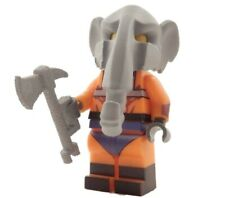 **NEW** Custom Printed - SNOUT SPOUT - Masters Of The Universe Block Minifigure