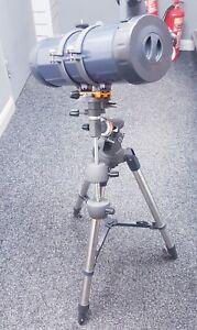 Celestron Astromaster 114EQ Telescope and tripod - 215630/IH