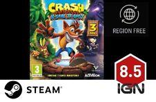 Crash Bandicoot N. Sane Trilogy [PC] Steam Download Key - Europe Only.