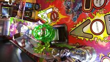 Ghost Busters GB Pinball Machine Slimer LED Mod Stern