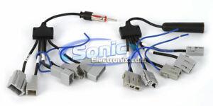 Scosche UAA2B Universal Antenna Adapter for select Honda, Kia & Nissan Vehicles